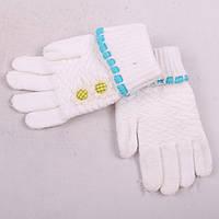 Двухслойные детские перчатки с начесом E5383M-6