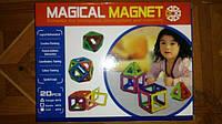 Магнитный детский конструктор Magical Magnet 20 шт , фото 1
