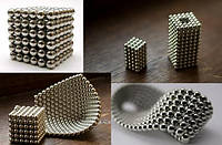 Неокуб | Neocube – игрушка-головоломка,магнитные шарики, нео куб, фото 1