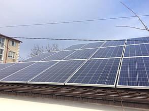 сетевая солнечная электростанция под зеленый тариф город Одесса
