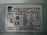 Блок питания DTK PTP-3001 300 ватт