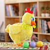 Музыкальная игрушка Курица несет яйца, курочка несушка