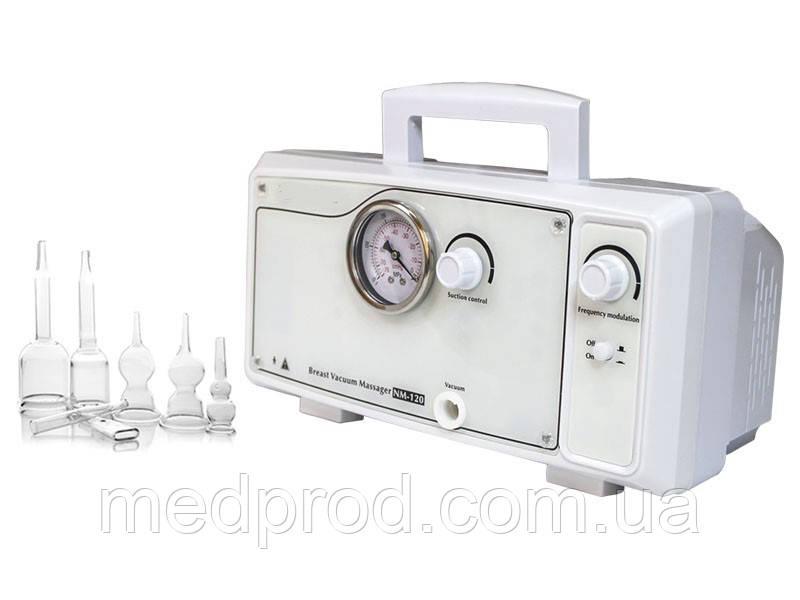 Аппарат для вакуумного массажа тела и лица модель NM-120