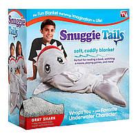 Snuggie Tails Blanket  забавное одеяло спальный мешок хвост