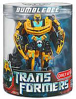 Эксклюзивная игрушка Бабмблби с оружием  - Bumblebee, All Spark, TF1, Hasbro, фото 1