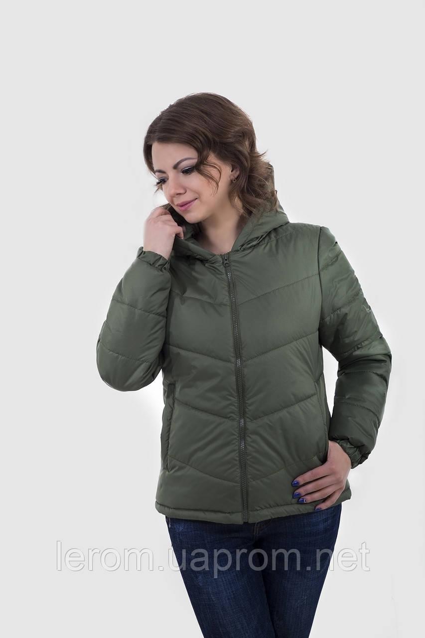 9bf18ef3 Модная куртка женская 44-50 р. хаки, цена 795 грн., купить в Харькове —  Prom.ua (ID#651462600)
