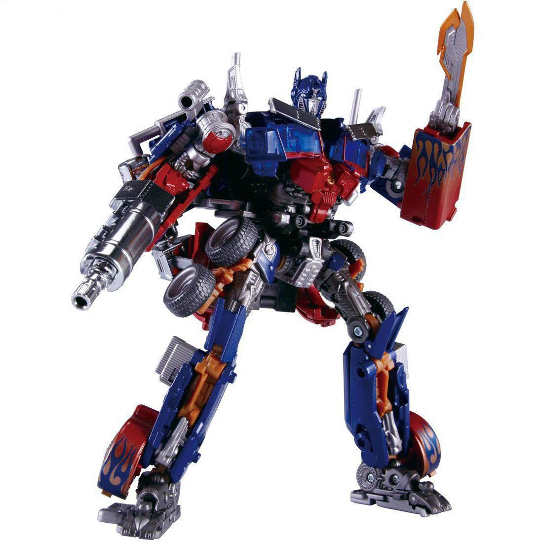"""Игрушка Оптимус Прайм """"Мститель"""" - Optimus Prime Revenge, TF4, Voyager, 18СМ, Takara Tomy, Hasbro"""