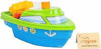 Розвиваюча іграшка Кораблик