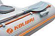 Моторная килевая лодка Kolibri КМ-300D, фото 4