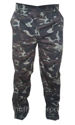 Штаны для охоты и рыбалки камуфляжные, фото 2