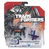 Трансформеры 2в1 Немезис Прайм и Спинистер  от Hasbro, фото 1