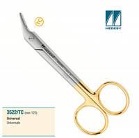 Ножницы по металлу универсальные 3522/ТС Medesy