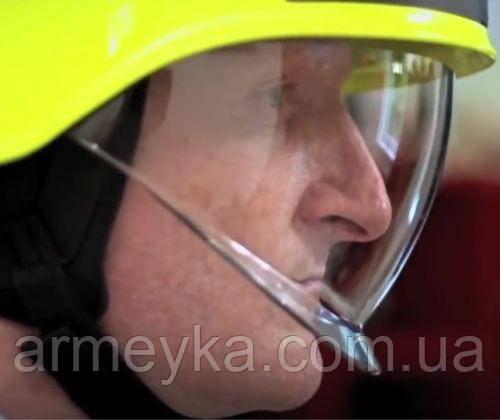 Визор (забрало) для шлема пожарного Rosenbauer Heros Xtreme. Великобритания, оригинал.