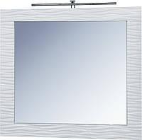 Зеркало Мойдодыр Модерн 100х80 LED