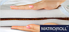 Матрас Экстра Кокос производства Днепропетровской фабрики Матролюкс - это тонкий ортопедический матрас с кокосовой стружкой для выравнивания спальной поверхности дивана или кровати. Высота матраса 6 см., гарантия производителя 12 месяцев.