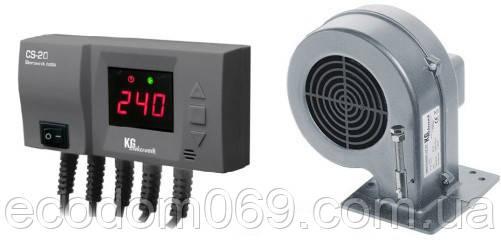 KG Elektronik CS-20 + DP-02