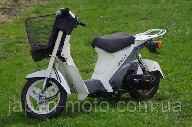 скутер suzuki mollet