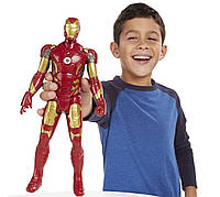 Говорящий Железный человек Марк 43, Титаны - Iron Man Mark 43, Titans, Avengers, Hasbro, фото 1