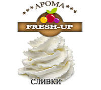Ароматизатор Fresh-Up Сливки 5 мл