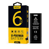 Аккумулятор для iPhone 6S GOLF - 1715mAh