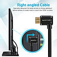 Кабель Promate prolink4k1-500 HDMI - HDMI v.2.0 5 м , фото 4