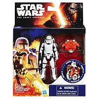 Штурмовик-огнеметчик первого порядка с броней, Звездные войны 7 - Flametrooper, The Force Awakens, Hasbro, фото 1