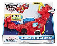 Зверобот Хитвейв Боты спасатели - Heatwave, Rescue Bots , Eazy2Do, Hasbro, фото 1