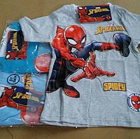 Футболка для мальчиков Spider-Man оптом, 98-128 рр.
