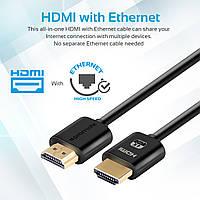 Кабель Promate proLink4K2 HDMI - HDMI v.2.0 1.5 м