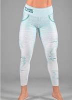 Леггинсы MyAngel Exclusive Green Pirate Jeans, фото 1