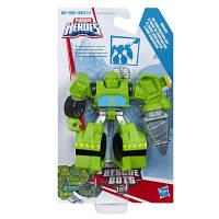 "Игрушка Болдер из м/ф ""Боты спасатели"" - Boulder the Construction-Bot, Rescue Bots, Playskool, Hasbro"
