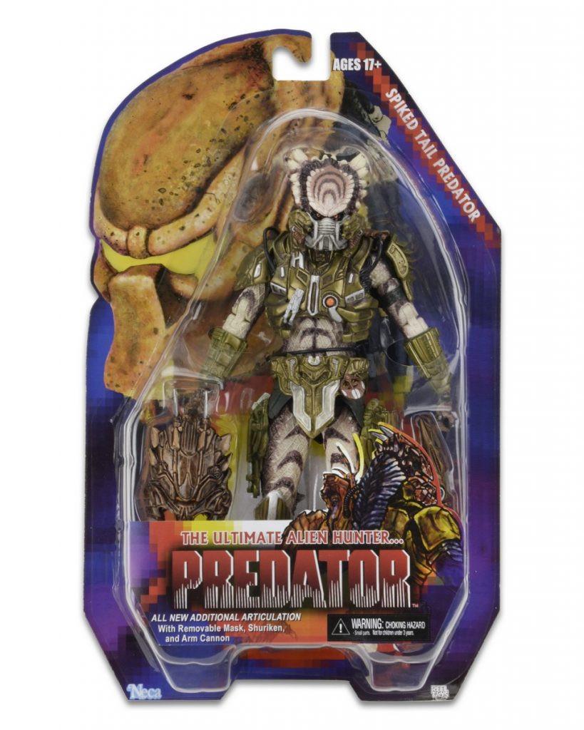 "Фигурка Хищник ""Спайктейл"" - Spiked Tail Predator, Neca, Predator, Series 16"