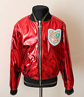 Детский бомбер или демисезонная куртка для девочек, фото 1