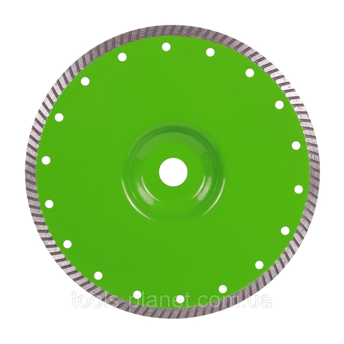 Алмазний диск Distar 1A1R Turbo 230 x 2,6 x 9 x 22,23 / F Elite Active 5D (10216025017)