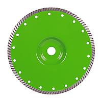 Алмазний диск Distar 1A1R Turbo 230 x 2,6 x 9 x 22,23 / F Elite Active 5D (10216025017), фото 1