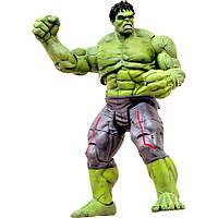 "Фигурка Халка из к\ф Мстители ""Эра Альтрона"" - Hulk, Avengers, Marvel Select, фото 1"