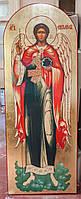Икона храмовая ростовая Архангела Михаила