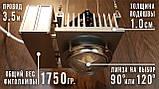 Фитолампа GrowStar 50W. Grow LED Lamp 50W Full Spectrum 380-840 nm., фото 3