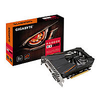 Видеокарта Radeon RX 550 D5 2GB Graphic Cards GV-RX550D5-2GD