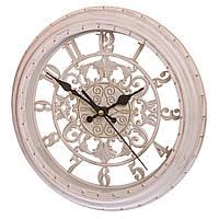 Часы настенные Veronese 28 см 131A/cream