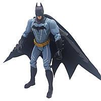 "Фигурка Бэтмена из к/ф ""Тёмный рыцарь"" - Batman The Dark Knight, Stealth wing Batman, DC Comic, Mattel, 18 СМ"