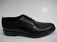 Мужские кожаные туфли ТМ Luciano Bellini
