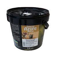 Лак хамелеон для декоративных штукатурок Azure (золотой), 1 л