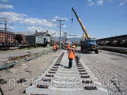 Строительство и ремонт ж/д пути