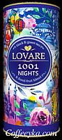 Смесь черного и зеленого чая Lovare 1001 ночь 80 гр.
