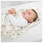 ИКЕА TILLGIVEN, 003.640.76 Пеленки, различные модели, 70x90 см, фото 2