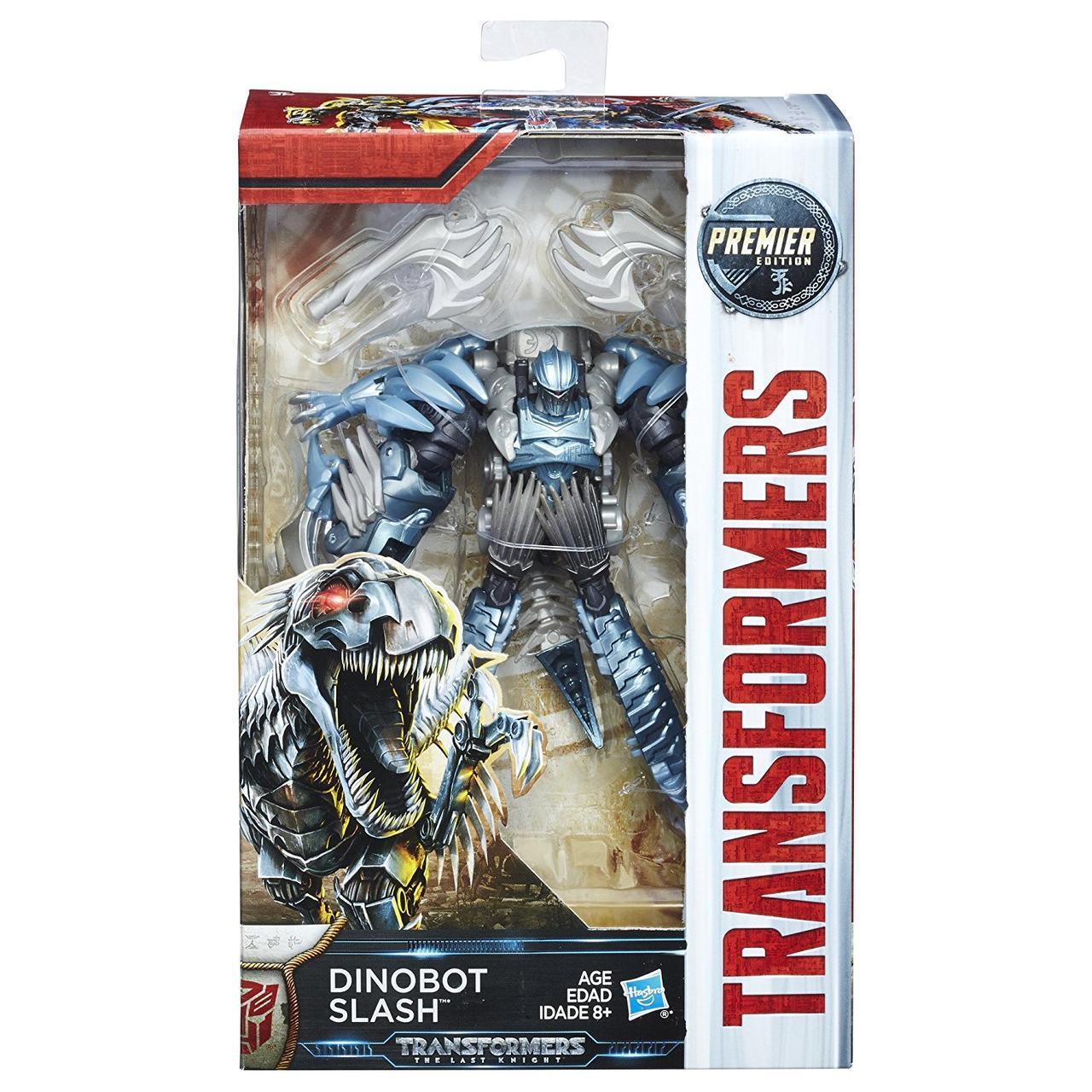 Трансформер Слеш 14СМ - Slash Deluxe Class Dinobot, Hasbro