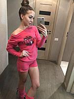 Костюм-піжама + чобітки  (Домашний костюм-пижама + сапожки Danelly)