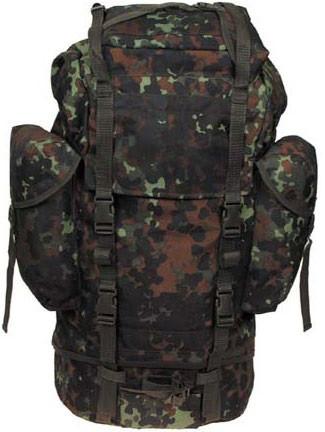 Армейский рюкзак 65л флектарн MFH 30253V