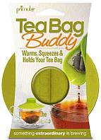 Силиконовая крышка-выжималка Tea Bag Buddy